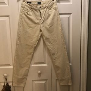 Lucky brand corduroy pant stretchy 12/31